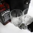Подарочный набор для мужчины с кожаным блокнотом и виски Big Boss-4