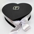 Подарочный набор для любимых мужчин с алкоголем Black Heart-4