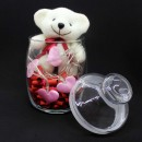 Подарочный набор для любимых с подсветкой Burning Heart-6