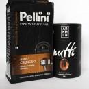 Подарочный набор для мужчины с алкоголем, кофе, орехами и сладостями ChocoNuts Mix-7