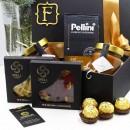 Солодкий подарунковий набір з шоколадом, карамеллю і кавою Delicious-2