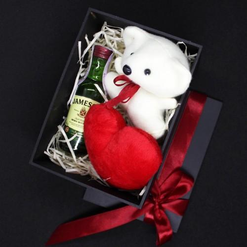 Подарочный набор с мягкой игрушкой для любимого Mi mi mi ► Franklin-1
