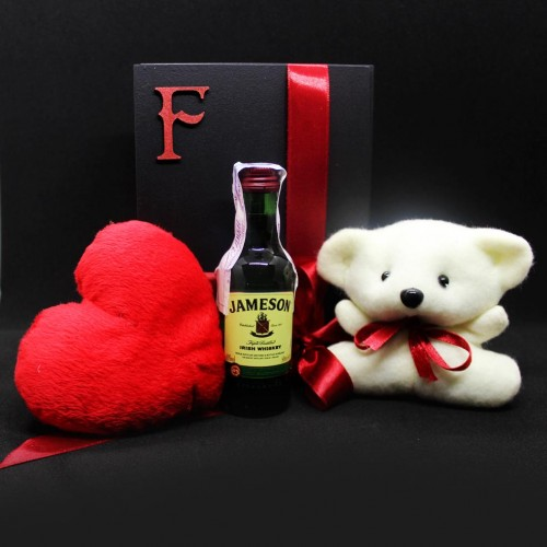 Подарочный набор с мягкой игрушкой для любимого Mi mi mi ► Franklin-3
