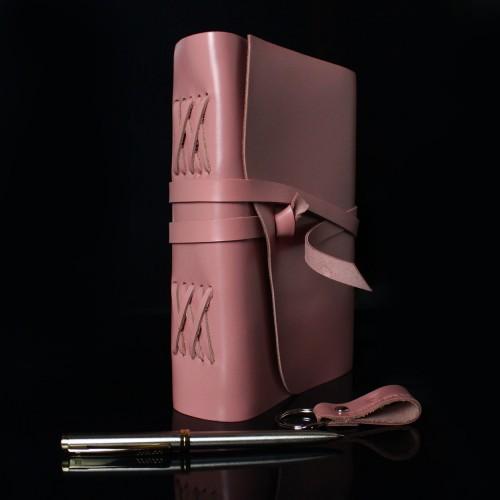 Женский набор с кожаным блокнотом и ручкой Dolly ▶FRANKLIN -5