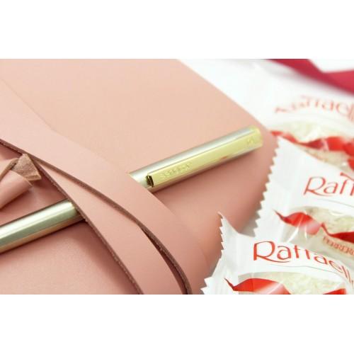 Женский набор с кожаным блокнотом и ручкой Dolly ▶ FRANKLIN -5