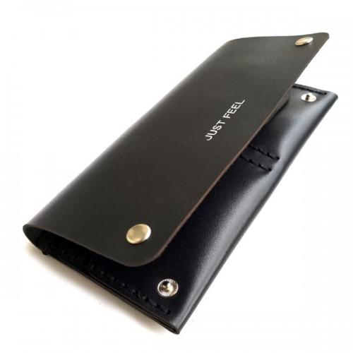 Портмоне кожаное Modern Black-3