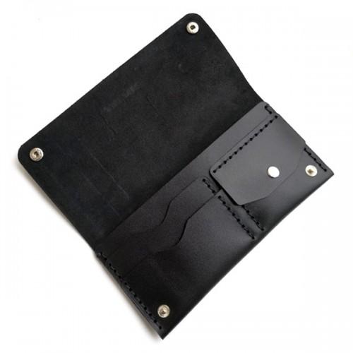 Портмоне кожаное Modern Black-4