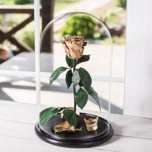 Роза в колбе Lux 30 см Standart-1