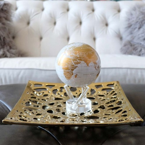 Глобус самовращающийся Политическая карта Gold-3