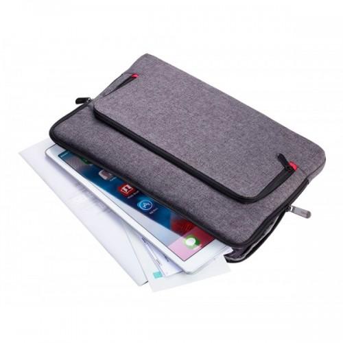 Папка-конверт для документов, планшета и аксессуаров к нему Gray-1